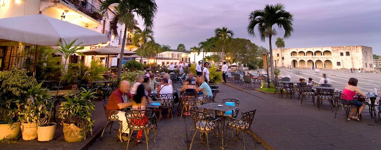 Restaurants in the Dominican Republic