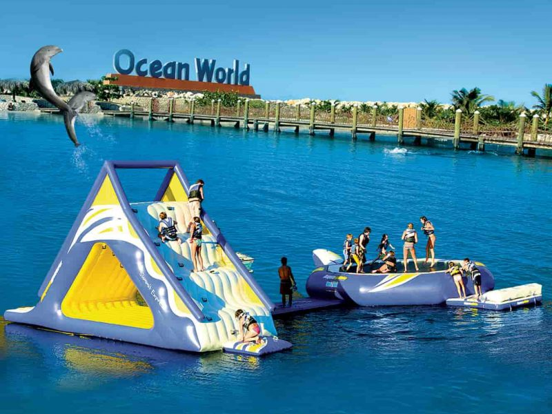 Ocean World Dominican Republic