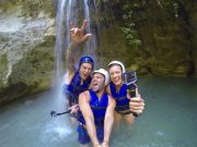 Damajagua Waterfalls Tour from Puerto Plata