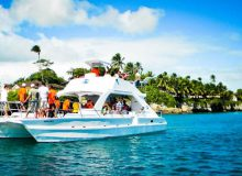 catalina island day trip from santo domingo