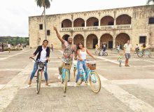 Santo Domingo Highlights Guided Bike Tour