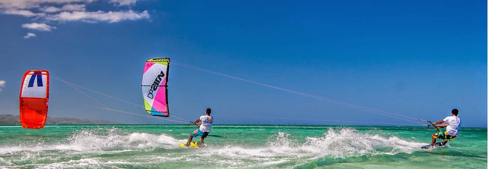 The top 5 most popular water sports in the Dominican Republic